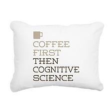 Coffee Then Cognitive Sc Rectangular Canvas Pillow