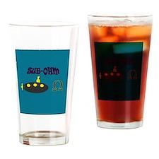 Sub ohm Drinking Glass