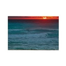 Sunset Beach Magnets