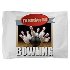 Cute Bowl Pillow Sham
