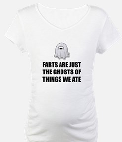 Farts Are Ghosts Shirt