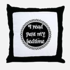 Unique Bedtime Throw Pillow