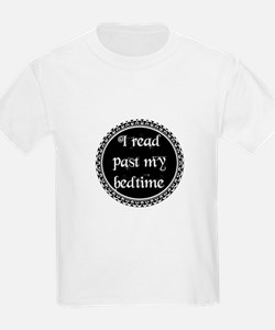 Funny Read past my bedtime T-Shirt