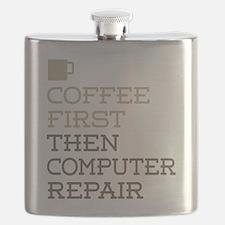 Coffee Then Computer Repair Flask