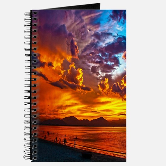 Sunset Beach Gifts Journal