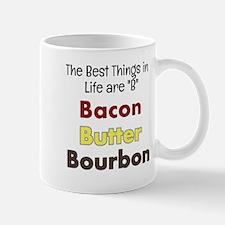 Bacon, Butter, Bourbon... Mug