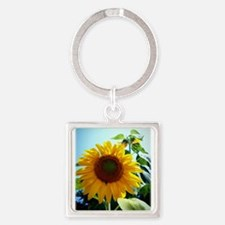 Smiling in the Sun Keychains
