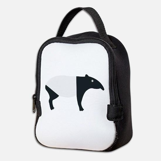 Malayan Tapir Neoprene Lunch Bag