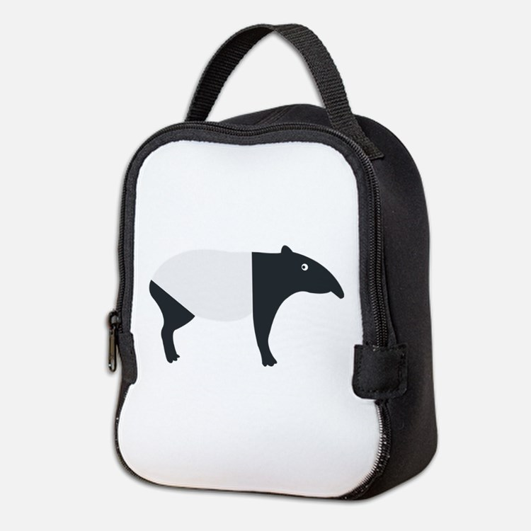Malayan Tapir Neoprene Lunch Bag