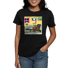 Beaver Living Wills T-Shirt
