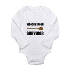 Wooden Spoon Survivor Body Suit