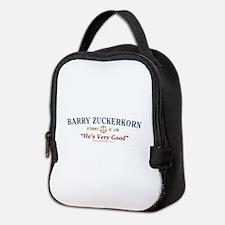 Arrested Development Barry Zuck Neoprene Lunch Bag