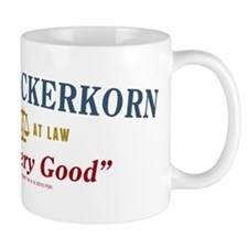 Arrested Development Barry Zuckerkorn Mug