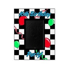 16th Birthday Party Picture Frame