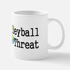 Volleyball Slogan Mug