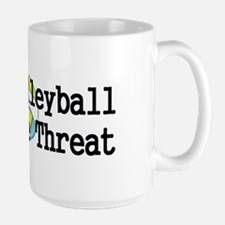 Volleyball Slogan Mug