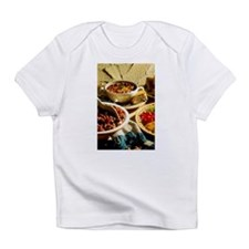 Chili with Cornbread Infant T-Shirt