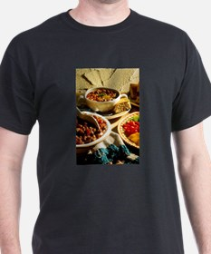 Chili with Cornbread T-Shirt