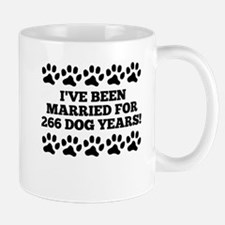 38th Anniversary Dog Years Mugs