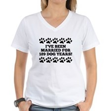 27th Anniversary Dog Years T-Shirt