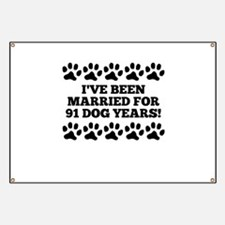 13th Anniversary Dog Years Banner
