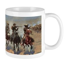 A Dash For Timber by Remington Mugs