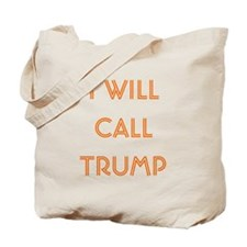 Call Trump Euchre Tote Bag