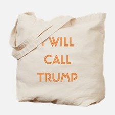Call Trump Euchre Tote Bag