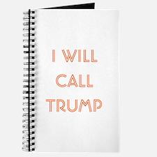 Call Trump Euchre Journal