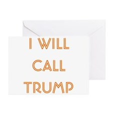 Call Trump Euchre Greeting Cards (Pk of 20)