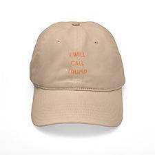 Call Trump Euchre Baseball Cap