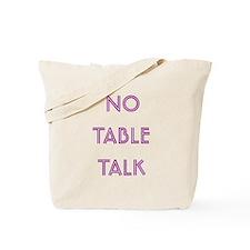 Euchre Table Talk Tote Bag