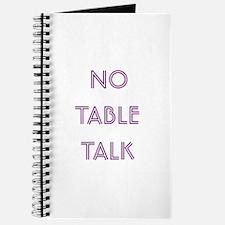 Euchre Table Talk Journal