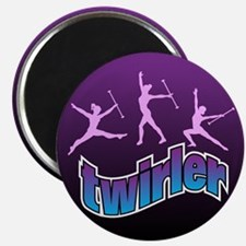 Twirler Magnet