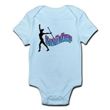 Twirler Infant Bodysuit