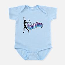 Twirler Infant Bodysuit