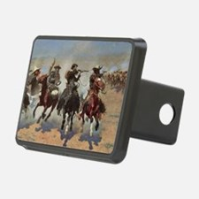 Vintage Cowboys by Remingt Hitch Cover