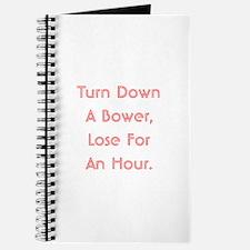 Turn Down Bower Journal