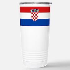 Cute North korea emblem Travel Mug