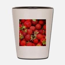Strawberry Hills Shot Glass
