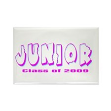 Junior Class of 2009 Rectangle Magnet