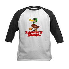 Lucky duck Baseball Jersey