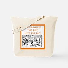 bocce joke Tote Bag