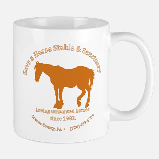 Save A Horse Stable Mugs