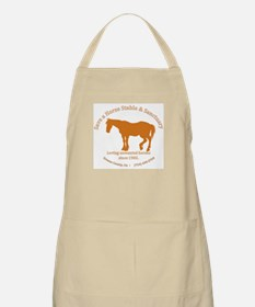 Save A Horse Stable Apron