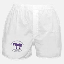 Save A Horse Stable Boxer Shorts