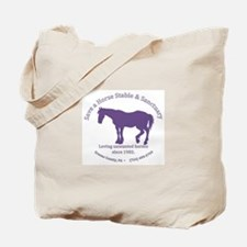 Save A Horse Stable Tote Bag