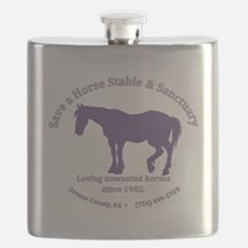 Save A Horse Stable Flask