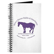 Save A Horse Stable Journal