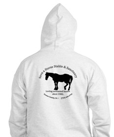 Save A Horse Stable Hoodie
